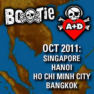 A+D Bootie Southeast Asia - Oct 2011