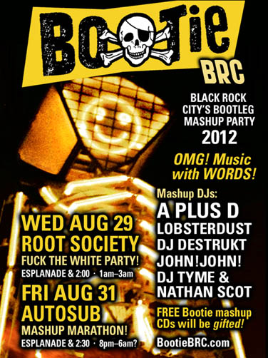 Black Rock City Flyer
