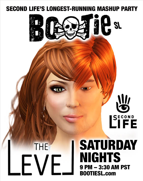 Second Life Flyer